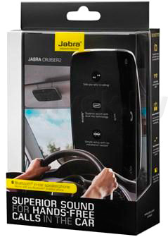 Громкая связь Jabra Cruiser2 - коробка