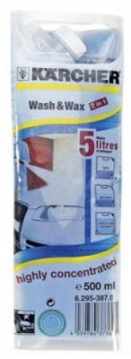 Средство для минимойки Karcher Wash & Wax (6.295-387.0) - общий вид