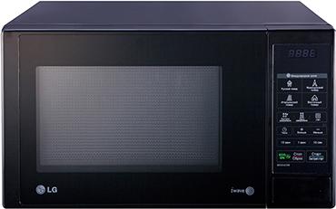 Микроволновая печь LG MS2042DB - общий вид