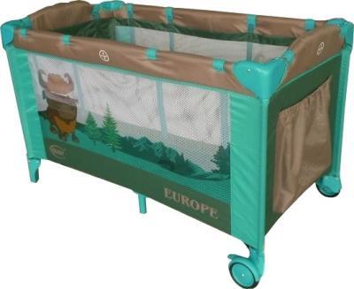 Кровать-манеж 4Baby Vegas (Europe) - общий вид