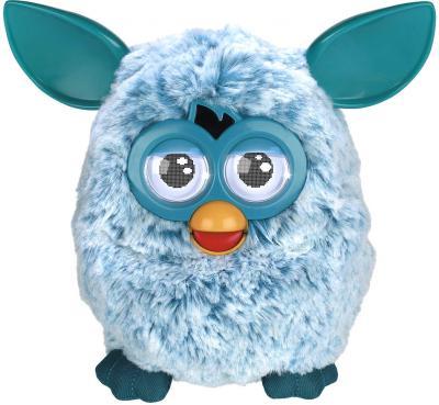 """Интерактивная игрушка Hasbro """"Furby"""" Холодная волна (Светло-голубая) - общий вид"""