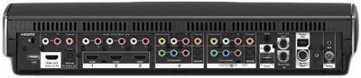 Телевизор Bose VideoWave II 46 - задняя панель