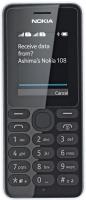 Мобильный телефон Nokia 108 Dual (черный) -