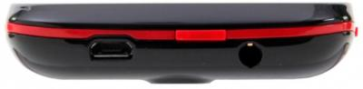 Смартфон Prestigio MultiPhone 3540 DUO (Black) - верхняя панель