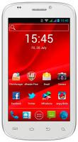 Смартфон Prestigio MultiPhone 3540 DUO (White) - общий вид