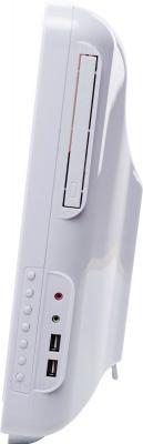 Моноблок Тесла 24PG32D2HA0INTB/W - вид сбоку