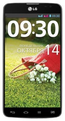 Смартфон LG D686 Optimus G Pro Lite Dual (Black) - общий вид