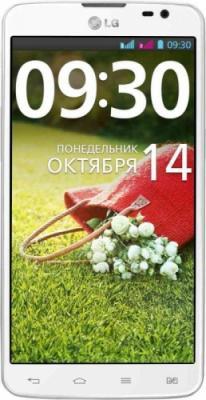Смартфон LG D686 Optimus G Pro Lite Dual (White) - общий вид