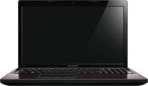 Ноутбук Lenovo G585 Glossy (59395309) - фронтальный вид