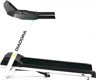 Электрическая беговая дорожка Diadora Razor 2.4 - вид сбоку