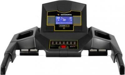 Электрическая беговая дорожка Diadora Razor 2.4 - дисплей