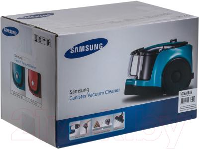 Пылесос Samsung VCMA18AV (VC18AVNMANC/EV)