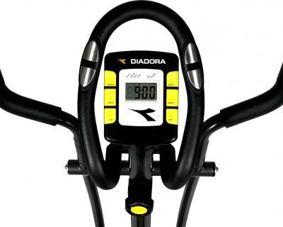 Эллиптический тренажер Diadora Circle Cross - дисплей