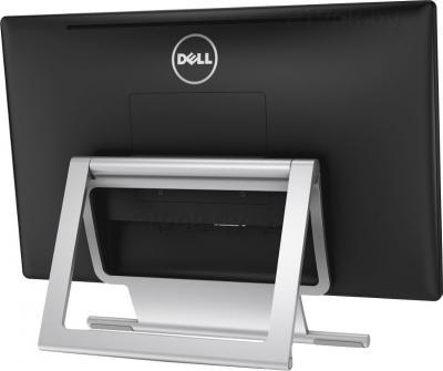 Монитор Dell S2240T - вид сзади