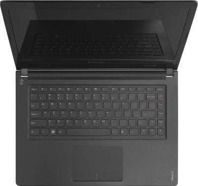 Ноутбук Lenovo S400 (59388659) - вид сверху