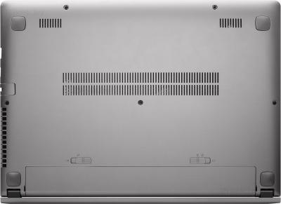 Ноутбук Lenovo S400 (59388659) - вид снизу