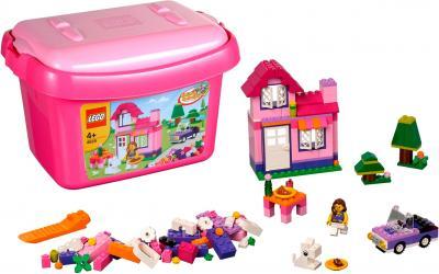 Конструктор Lego Bricks & More Набор для девочек (4625) - общий вид