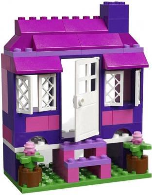 Конструктор Lego Bricks & More Набор для девочек (4625) - вариант сборки