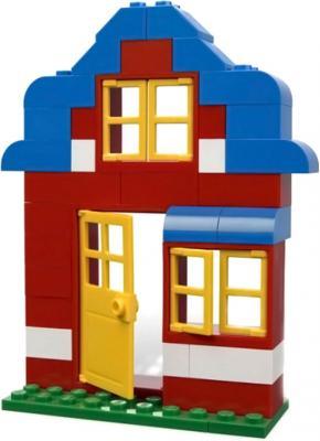Конструктор Lego Bricks & More Набор кубиков (4626) - вариант сборки