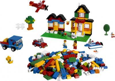Конструктор Lego Bricks & More Коробка с кубиками (5508) - общий вид
