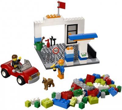 Конструктор Lego Bricks & More Чемоданчик для мальчиков (10659) - общий вид