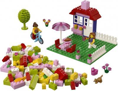 Конструктор Lego Creator Чемоданчик для девочек (10660) - общий вид