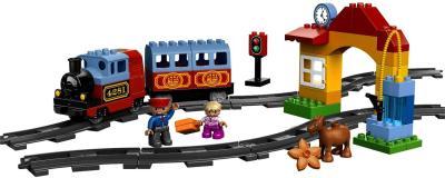 Конструктор Lego Duplo Мой первый поезд (10507) - общий вид