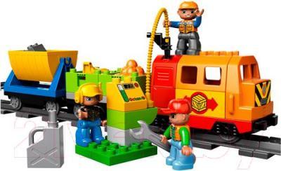 Конструктор Lego Duplo Большой поезд (10508)