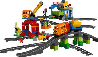 Конструктор Lego Duplo Большой поезд (10508) - общий вид