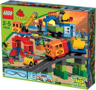 Конструктор Lego Duplo Большой поезд (10508) - упаковка