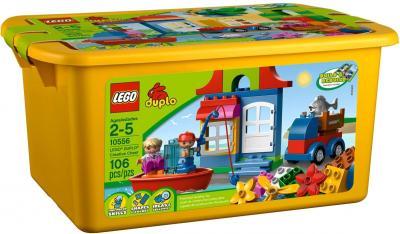 Конструктор Lego Duplo Сундучок для творчества (10556) - упаковка