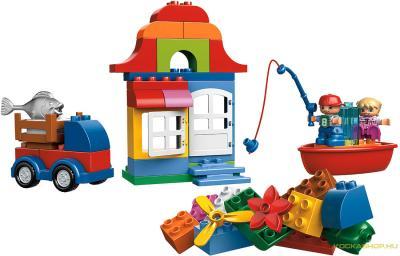 Конструктор Lego Duplo Сундучок для творчества (10556) - общий вид