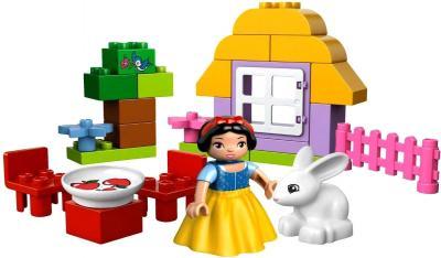 Конструктор Lego Duplo Домик Белоснежки (6152) - общий вид