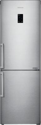 Холодильник с морозильником Samsung RB28FEJMDSA/RS - вид спереди
