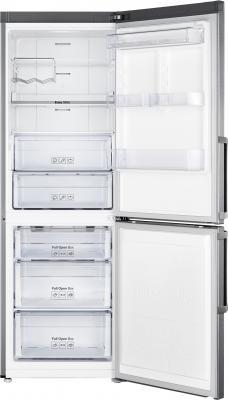 Холодильник с морозильником Samsung RB28FEJMDSA/RS - внутренний вид