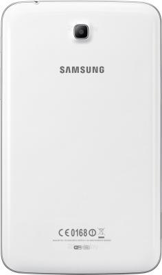 Планшет Samsung Galaxy Tab 3 7.0 8GB 3G (White SM-T211) - вид сзади