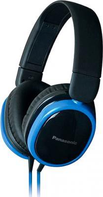 Наушники Panasonic RP-HX250E-A (Blue) - общий вид