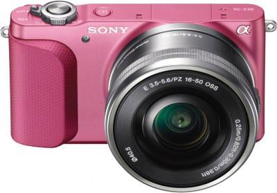 Зеркальный фотоаппарат Sony NEX-3NLP - общий вид