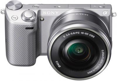 Беззеркальный фотоаппарат Sony NEX-5TLS - общий вид