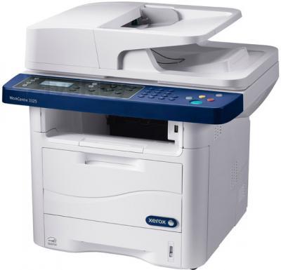 МФУ Xerox WorkCentre 3325DNI - общий вид