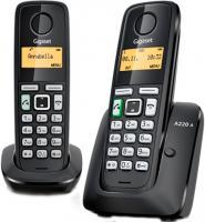 Беспроводной телефон Gigaset A220A Duo -