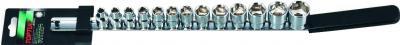 Набор оснастки Toptul GAAQ1308 (13 предметов) - общий вид
