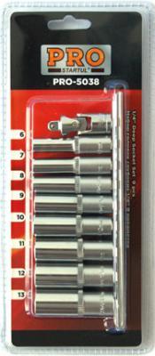 Набор оснастки Startul PRO-5038 (9 предметов) - общий вид