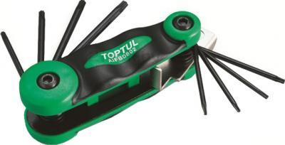 Набор однотипного инструмента Toptul AIFB0802 (8 предметов) - общий вид