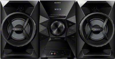 Минисистема Sony MHC-ECL6D - общий вид