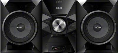 Минисистема Sony MHC-ECL7D - общий вид