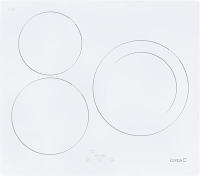 Индукционная варочная панель Cata I 603 B WH - общий вид