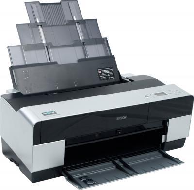 Принтер Epson Stylus Pro 3880 - общий вид