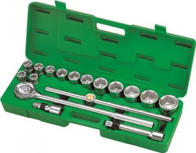 Универсальный набор инструментов Toptul GCAI1701 (17 предметов) - общий вид