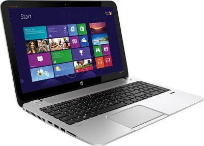 Ноутбук HP ENVY 15-j011sr (F0F10EA) - общий вид